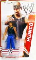 WWE Mattel - Hunico (2012 Basic Superstar #63)