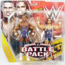 WWE Mattel - Jason Jordan & Chad Gable : American Alpha (Battle Pack Series 44)