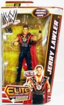 WWE Mattel - Jerry Lawler (Elite Collection Série 18)