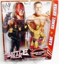 WWE Mattel - Kane & Daniel Bryan (Battle Pack)