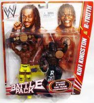 WWE Mattel - Kofi Kingston & R-Truth (Battle Pack)