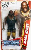 WWE Mattel - Mark Henry (2013 Basic Superstar #17)