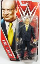 WWE Mattel - Paul Heyman (2016 Basic Superstar Series 63)