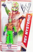 WWE Mattel - Rey Mysterio (2012 Basic Superstar #61)