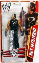 WWE Mattel - Rey Mysterio (2013 Basic Superstar #25)