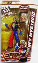 WWE Mattel - Rey Mysterio (Elite Collection Série 21)