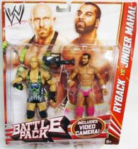 WWE Mattel - Ryback & Jinder Mahal (Battle Pack)