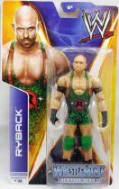 WWE Mattel - Ryback (2014 Basic Superstar #18)