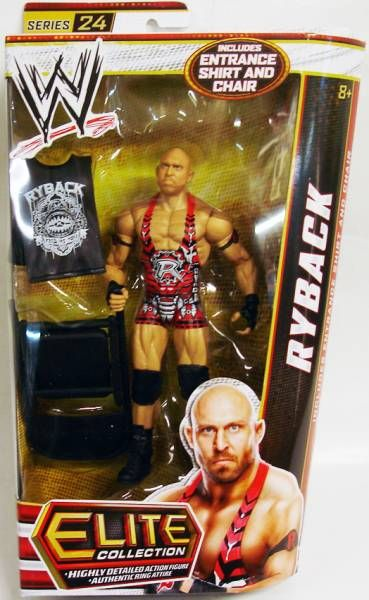 WWE Mattel - Ryback (Elite Collection Series 24)