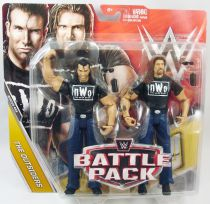 WWE Mattel - Scott Hall & Kevin Nash : The Outsiders (Battle Pack Series 44)