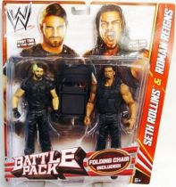 WWE Mattel - Seth Rollins & Roman Reigns : The Shield (Battle Pack)