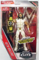 WWE Mattel - Seth Rollins (Elite Collection Série 45)