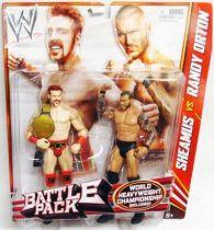 WWE Mattel - Sheamus & Randy Orton (Battle Pack)