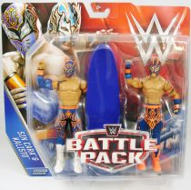 WWE Mattel - Sin Cara & Kalisto : The Lucha Dragons (Battle Pack Series 42)