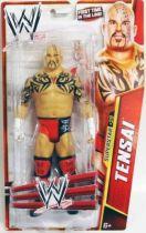 WWE Mattel - Tensai (2013 Basic Superstar #29)