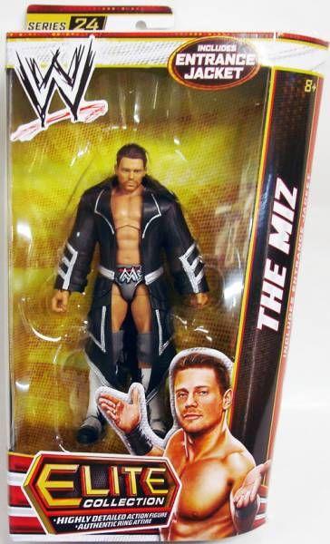 WWE Mattel - The Miz (Elite Collection Series 24)