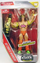 WWE Mattel - Ultimate Warrior (Elite Legends Série 1)