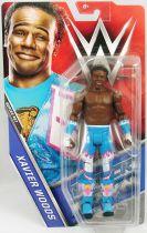 WWE Mattel - Xavier Woods (2016 Basic Superstar Series 67)