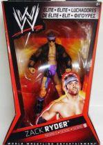 WWE Mattel - Zack Ryder (Elite Collection Série 9)