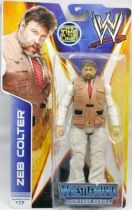 WWE Mattel - Zeb Colter (2014 Basic Superstar #17)