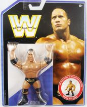 WWE Mattel Retro Figures - The Rock (Series 2)