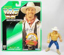 WWF Hasbro - Billy Gunn of the Smoking Gunns (loose with USA cardback)