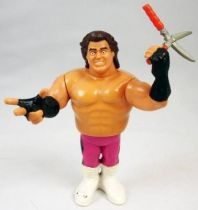 WWF Hasbro - Brutus the Barber Beefcake \'\'version 1\'\' (loose)
