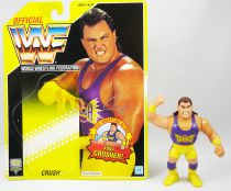 WWF Hasbro - Crush v.1 (loose with USA cardback)