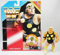WWF Hasbro - Dusty Rhodes (loose with USA cardback)