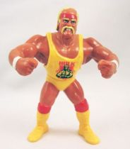 WWF Hasbro - Hulk Hogan \'\'version 2\'\' (loose)