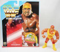 WWF Hasbro - Hulk Hogan v.3 (loose with USA cardback)