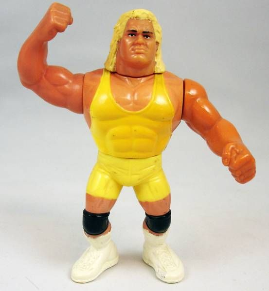 WWF Hasbro - Mr. Perfect \'\'version 1\'\' (loose)
