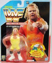 WWF Hasbro - Mr. Perfect Curt Hennig v.1 (France card)