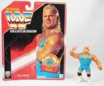 WWF Hasbro - Mr. Perfect v.2 (loose with USA cardback)
