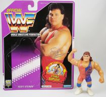 WWF Hasbro - Scott Steiner (loose avec carte USA)