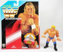 WWF Hasbro - Sid Justice (loose with USA cardback)