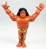 WWF Hasbro - Superfly Jimmy Snuka (loose)