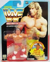 WWF Hasbro - Texas Tornado Kerry Von Erich (France card)