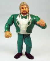 WWF Hasbro - The Million Dollar Man Ted Dibiase \'\'version 2\'\' (loose)