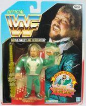 WWF Hasbro - The Million Dollar Man Ted Dibiase v.2 (Italy card)