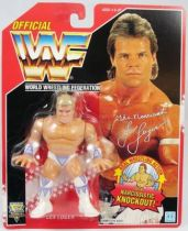 WWF Hasbro - The Narcissist Lex Luger (USA card)