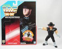 WWF Hasbro - Undertaker v.1 (loose with USA cardback)