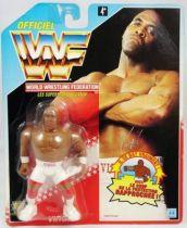 WWF Hasbro - Virgil (France card)