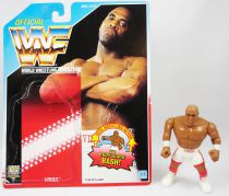 WWF Hasbro - Virgil (loose with USA cardback)