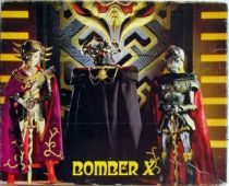 X-Bomber Starfleet - MB Jigsaw puzzle n°3 (Makara, the Master and Orion)