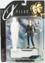 X-Files - McFarlane Toys - Agent Dana Scully with Corpse on Stretcher