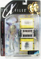 X-Files - McFarlane Toys - Fireman in Cryo-chamber