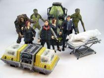 X-Files (Au delà du réel) - McFarlane Toys - Série de 10 figurines (occasion) 01