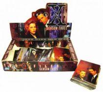 X-Files - Season Three - Trading Cards Topps