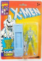 X-Men - Iceman (clear blue version) - Tyco